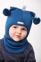 Зимняя шапка шлем Beezy - 1401/10/22