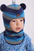 Зимняя шапка шлем Beezy - 1402/48/22
