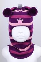 Зимняя шапка шлем Beezy - 1412/31/20