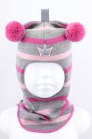 Зимняя шапка шлем Beezy - 1412/39/22