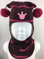 Демисезонная шапка шлем Beezy- 1530/17