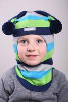 Шапка шлем весна-осень Beezy -1706/29/21