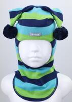 Шапка шлем весна-осень Beezy - 1706/34/20