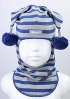 Шапка шлем весна-осень Beezy - 1707/31/21