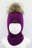 Зимняя шапка шлем Beezy -1802/29/22