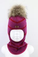 Зимняя шапка шлем Beezy -1802/32/22