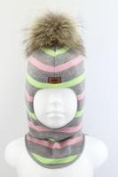 Зимняя шапка шлем Beezy -1802/40/22