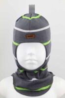 Шапка шлем весна-осень Beezy - 1705/40/21